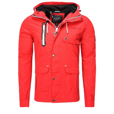 GEOGRAPHICAL NORWAY CHAQUETON CORTAVIENTOS Y IMPERMEABLE