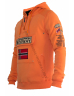 GYMCLASS HOMBRE GEOGRAPHICAL NORWAY 2017 color  naranja