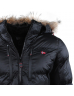 DANONE CHAQUETON HOMBRE GEOGRAPHICAL NORWAY  NEGRO