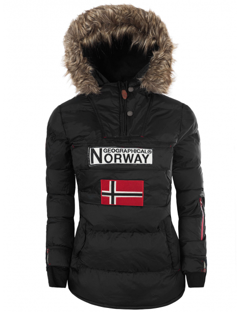 CANGURO ANSON MUJER NEGRO 2018 GEOGRAPHICAL NORWAY