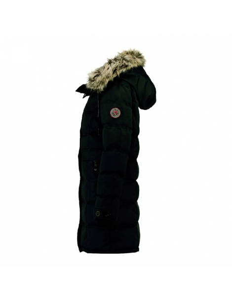 CHAQUETON CALORY MUJER  NEGRO 2018 GEOGRAPHICAL NORWAY