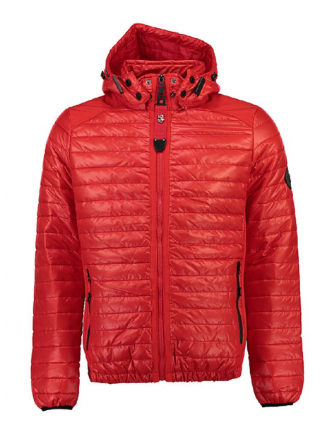 PLUMA VICTORY JTK HOMBRE ROJO GEOGRAPHICAL NORWAY 2018