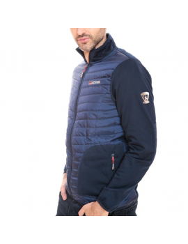 SOFTSHELL TIRION MEN AZUL...