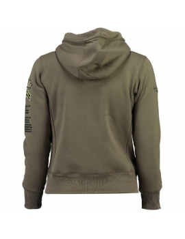 SUDADERA GYMCLASS MUJER ASS B MARRON GEOGRAPHICAL NORWAY 2018