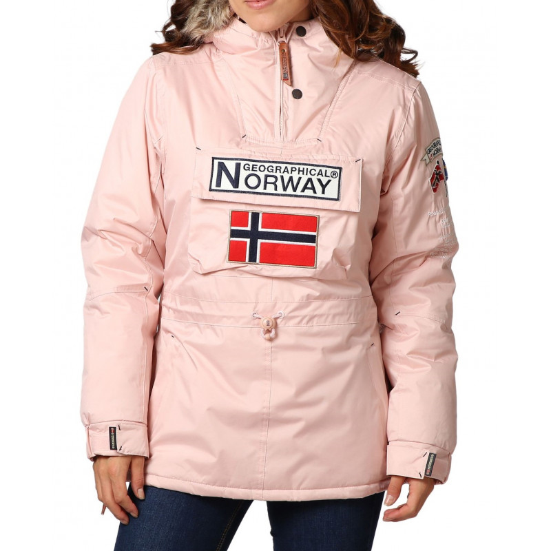 nuevo concepto ee87c 977d1 CANGURO BOOM MUJER ROSA BABY GEOGRAPHICAL NORWAY