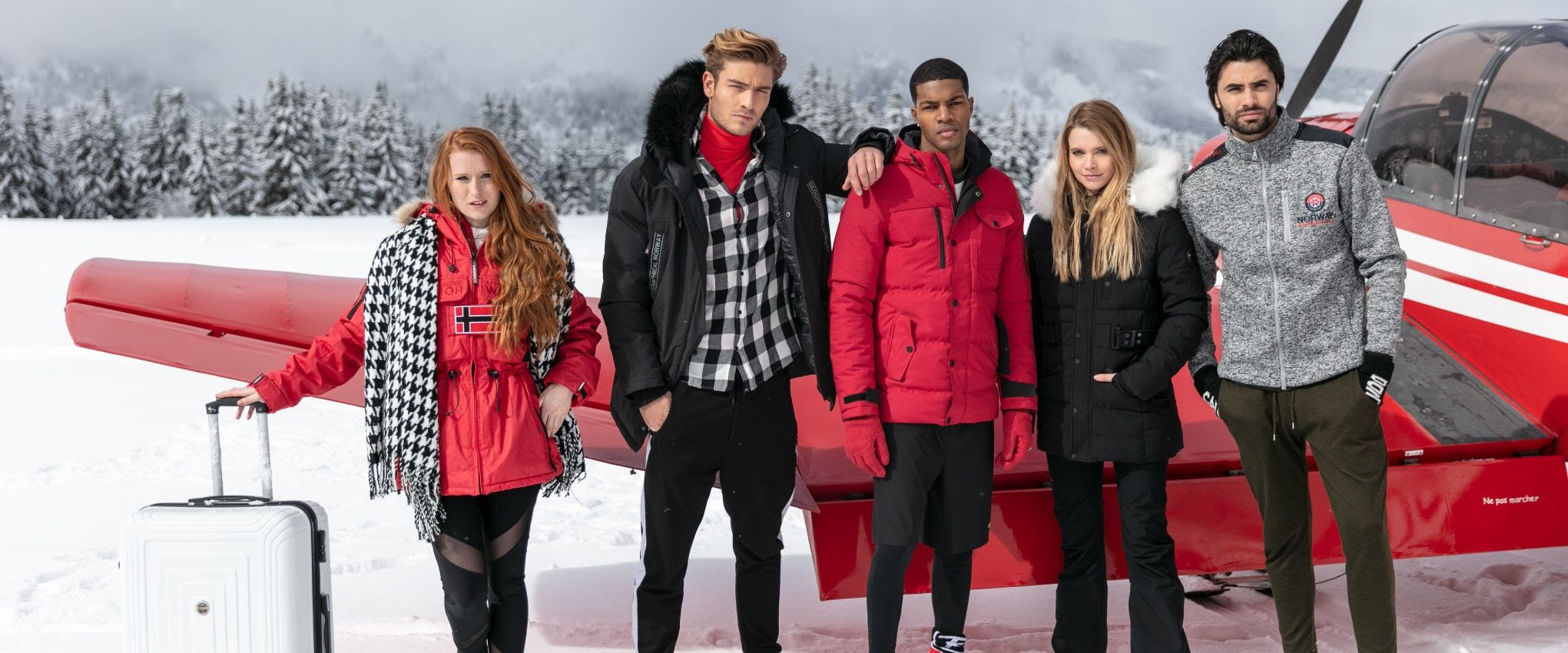 Ropa Geographical Norway